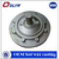 China supplier customized precision investment casting valve plate parts