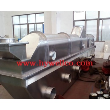 Herbicide Granules Vibrate Fluid Bed Dryer