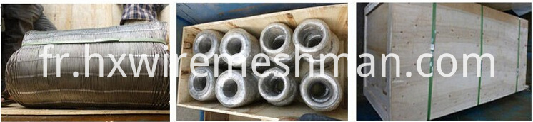 cable mesh delivery