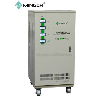 Customed Tns-80k Three Phases Series Fully Automatic AC Voltage Regulator/Stabilizer