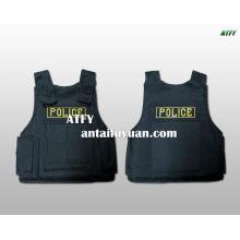 Vestuário à prova de balas tecido / kevlar armadura completa