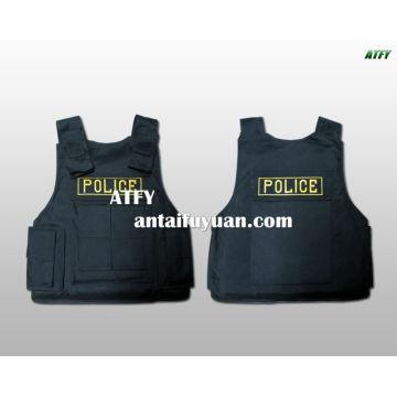 Vêtements pare-balles en armure complète kevlar tissée