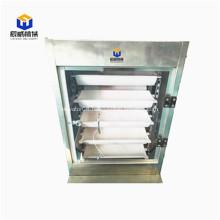 Z Type Feed  Bucket Elevator vertical conveyor