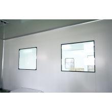 Sala limpia Usar ventana limpia