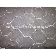 Best price!Galvanized Hexagonal wire netting/Hexagonal wire mesh/Chicken wire mesh
