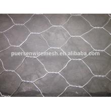 Melhor preço! Galvanizado rede de arame Hexagonal / malha de arame Hexagonal / malha de arame de galinha