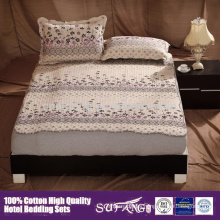 2017 Amazon Hot Sale quilting technics living low price mattress Topper