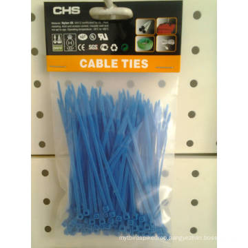 Blue Cable Ties 100 PCS Bag