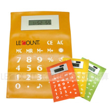 A4 Size 8 Digits Flexible Calculator (LC661)