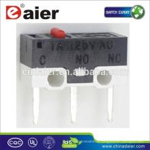 Daier KW10-Z0Y 1a 125vac micro interrupteur zippy