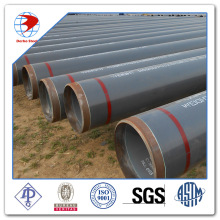 ERW Gas Linepipe External 3PE Coated
