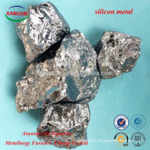 Métal de silicium pur, silicium métallique