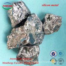 Silício Puro, Metal Silício