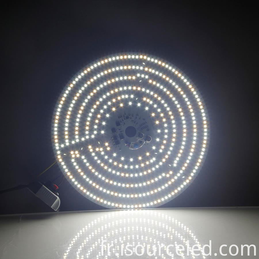 round 40w Rgb Led Light Board