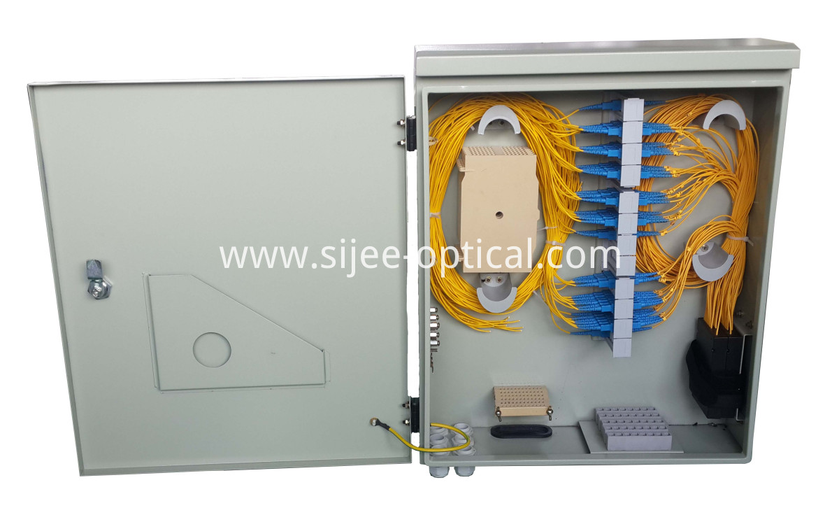 Fiber optic Distribution cabinet
