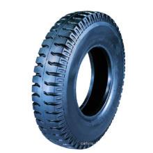 Nylon Bias Truck Reifen (11.00-22) mit Rippe und Lug Pattern