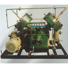 Stickstoff-Booster