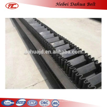 DHT-152 Sidewall conveyor belts for conveying scattered powdery