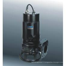Pompe à eaux usées submersible (série 80C)