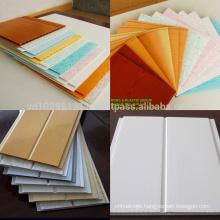 Vietnam price printing surface treatment hollow sheet PVC ceiling panel