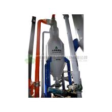 Equipamento de gaseificação de leito fluidizado de biomassa de controle de temperatura