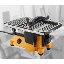 100mm 4in 90W Electric Power Mini Bench Table Circular Saw Hobby and Craft Tools