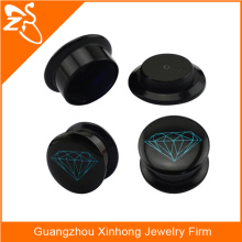 wholesale acrylic diamond jewelry, acrylic body jewelry piercing, acrylic ear piercing jewelry for men