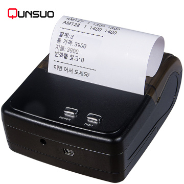 3 inci bluetooth thermal receipt label printer