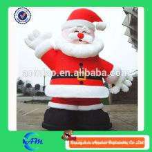 Papillons gonflables gonflables géants gonflables Noël décorations gonflable santa à vendre