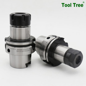 HSK63A Collet Chuck tool holders