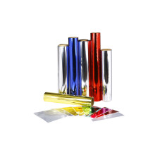 48-слойная металлизированная полиэфирная пленка