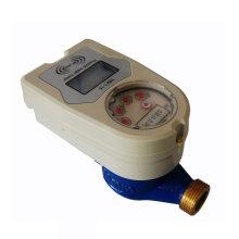 Medidor de água pré-pago de tarifa múltipla