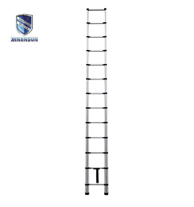 3.8m aluminium extension ladder