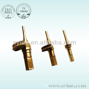 Brass worm gear