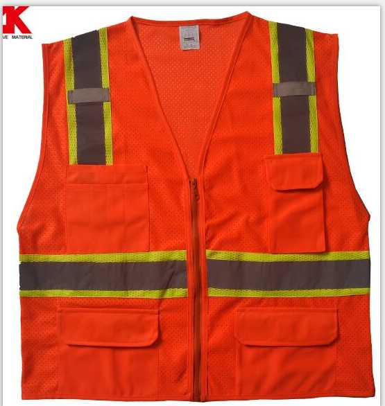 industrial high visibility jacket