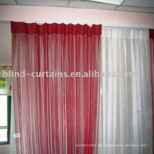 Bunte String Vorhang anmutig