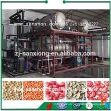 Frucht- und Gemüse-Vakuum-Gefriertrockner Industrie-Gefriertrockner