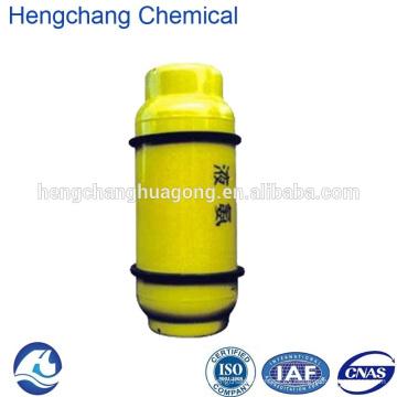 Amoníaco puro de alta calidad 99,8% Amoniaco líquido Nh3