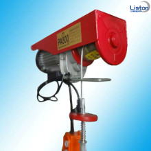 100kg 220v PA Mini Electric Wire Rope Hoist