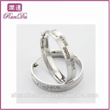 Alibaba new arrival simple design earrings
