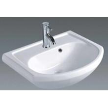 D50 Rectangular Ceramic Bathroom Basin