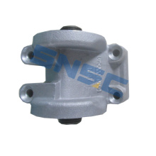 SNSC weichai WD615 engine oil filter head 61500070051