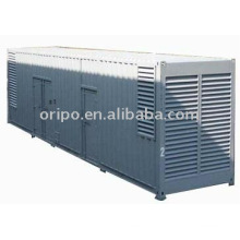 12V cylinder jichai engine silent power generator