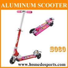 Wholesale aluminum folding custom pro kick scooter