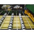 CE Standard Stahl Multi Color Dachziegel Roll Forming Machine Tragbare Stahl Fliesen machen Maschine
