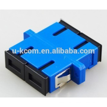 SC Adaptador de fibra óptica dúplex
