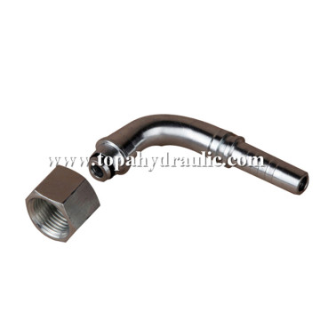 universal hose pipe accessories hydraulic swivel fittings