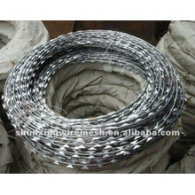Galvanized Razor Wire (manufacturer)