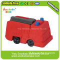 Big Truck Car Scuola Fancy Eraser