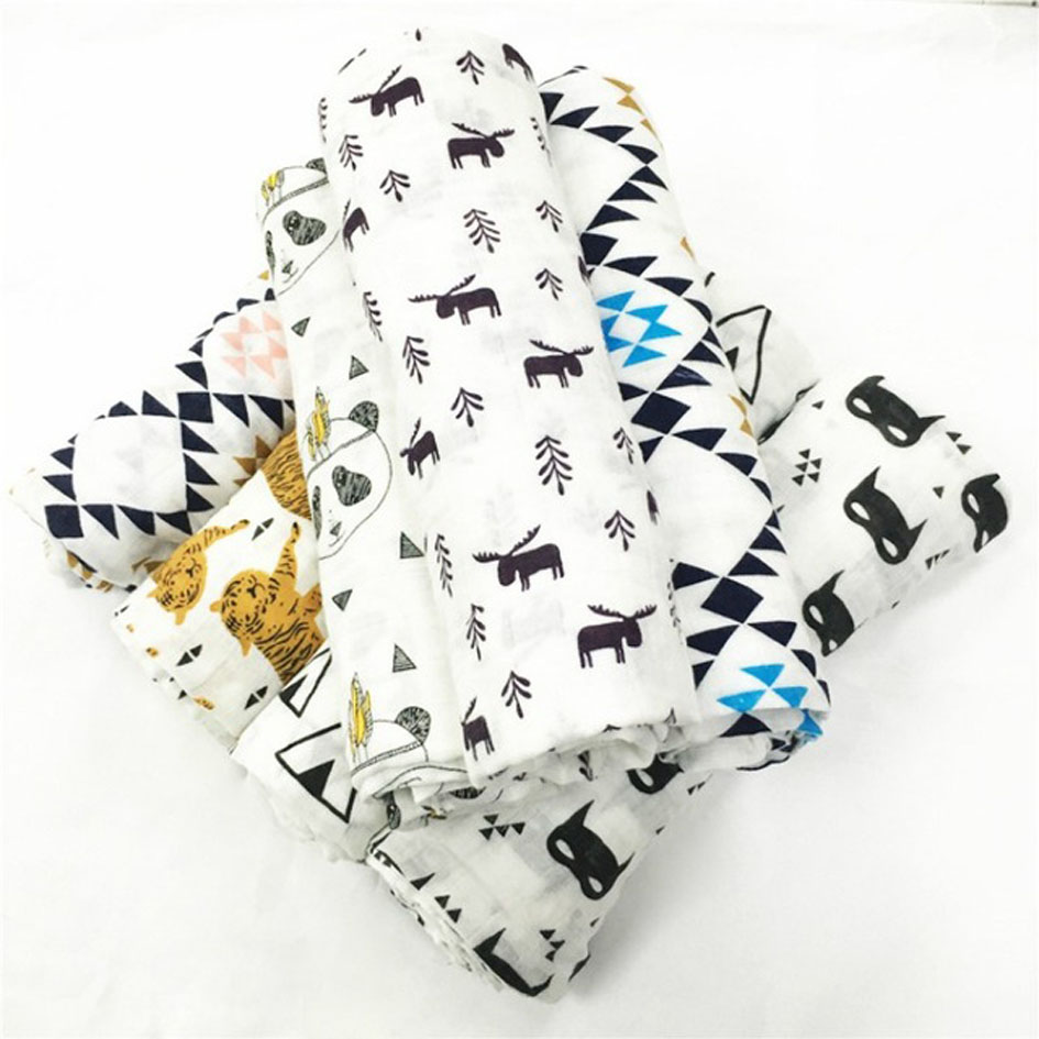 Newborn Infant Comfortable Baby Bedding Swaddle Blanke
